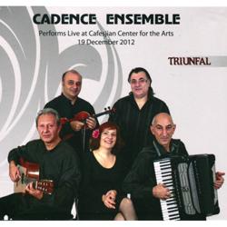 Cadence Ensemble - Triunfal