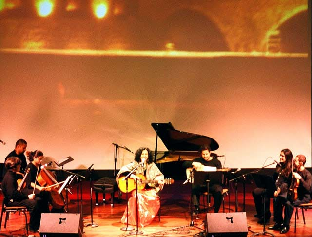 Lilit Pipoyan In concert taken place in New York