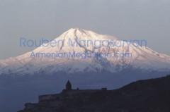 Sunrise on Ararat