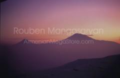 Sunset on Ararat