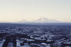Early morning on Yerevan